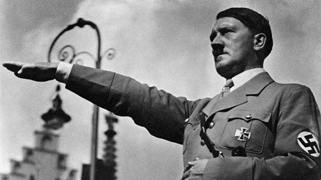 हिटलरको नाति (कथा)