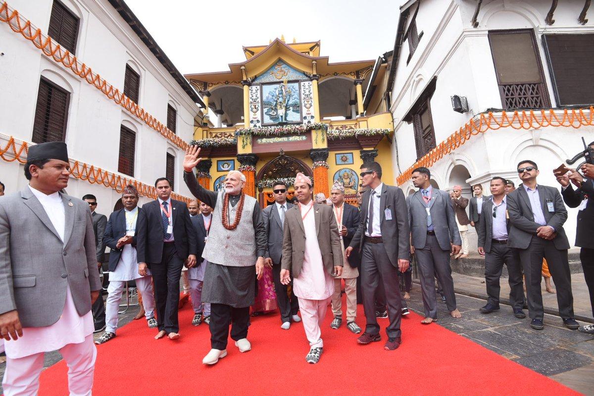 नेपालका धामको 'आशीर्वाद' मोदीलाई : सरकार गठनमा भने असफल
