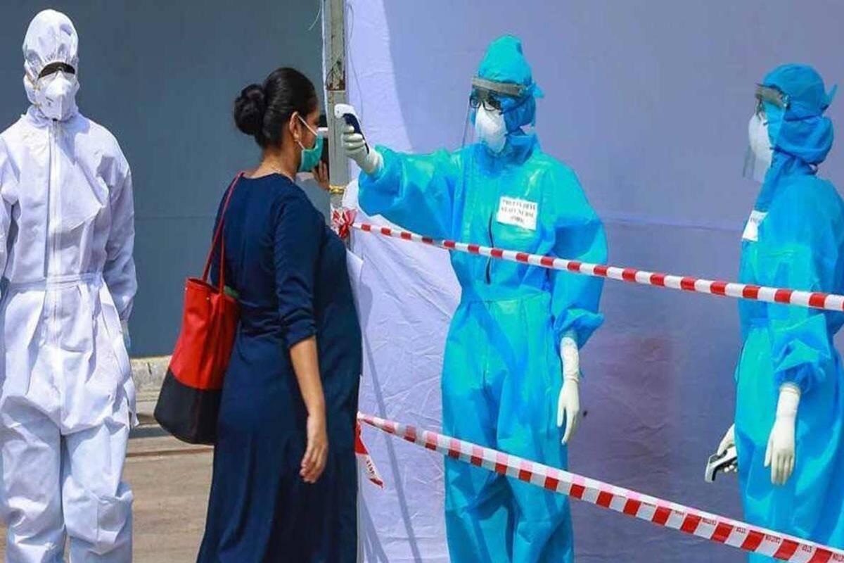 भारतमा थप ३७ हजारमा देखियो संक्रमण, सक्रिय संक्रमितको संख्या ४ लाख भन्दा कम